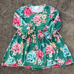 Honeydew dress 2XL